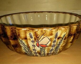 Unique Spreewald Bowl hand painted