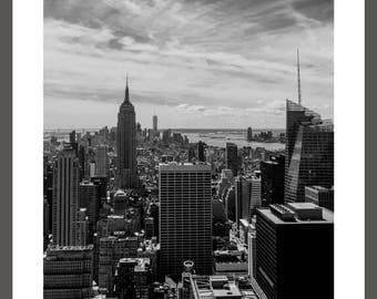 New York - Framed Photograph