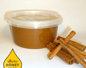 Flavoured Raw Honey (Alfalfa Clover)