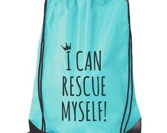 Kids bag, Drawstring bag, Beach bag, Drawstring bag, Drawstring Backpack, Toddler Bag, Feminist Bag, Waterproof, Cool, Summer,Feminist