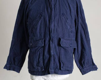 Vintage 1980's French Connection Corduroy Jacket Size 3, Made in Hong Kong
