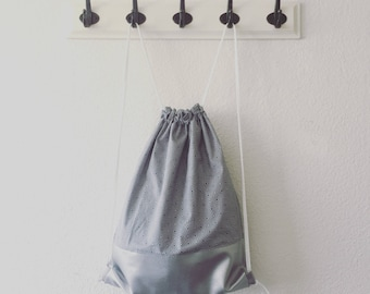 "Gym bags ""Daria"" grey"