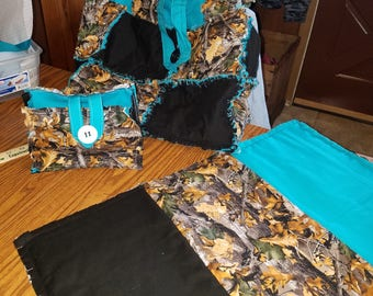 Rag Bag Diaper Bag