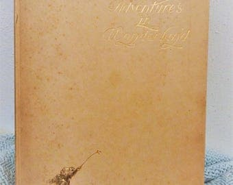 "1901 ""Alice's Adventures in Wonderland"" Illustrated RARE VINTAGE"