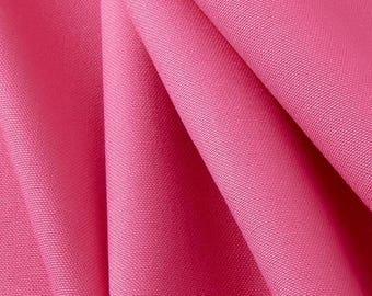 "10oz Duck Fabric   60"" Fuchsia   Sold By The Linear Yard"