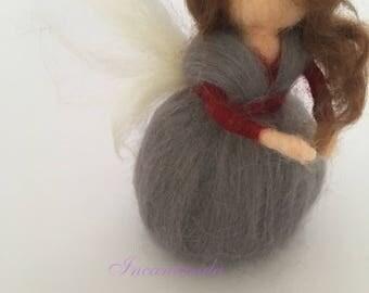 Fairy tale wool waldorf