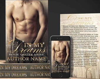 Premade ebook and print Book Cover - In My Dreams