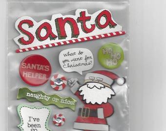 MAMBI ~ Soft Spoken ~ Santa ~ NIP