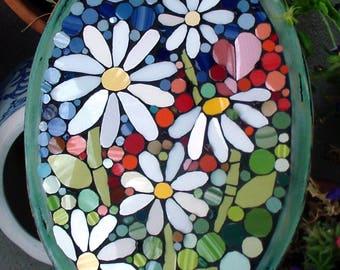 Daisies at Heart, Mosaic