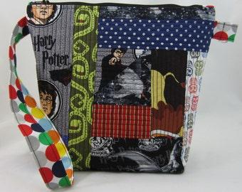Harry Potter Padded Pocket