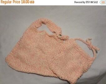 Closing Sale Knit Baby Girl Bib Set 100% Cotton