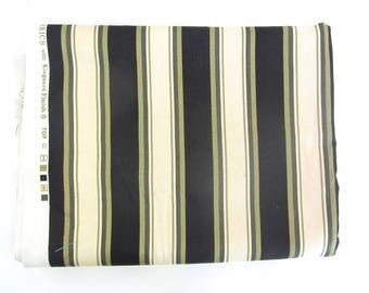 "Kingsway Fabrics Home Decorator Fabric Stripes ""Chico"""