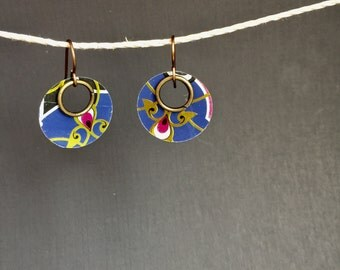 Harbinger Collection Disc Earrings