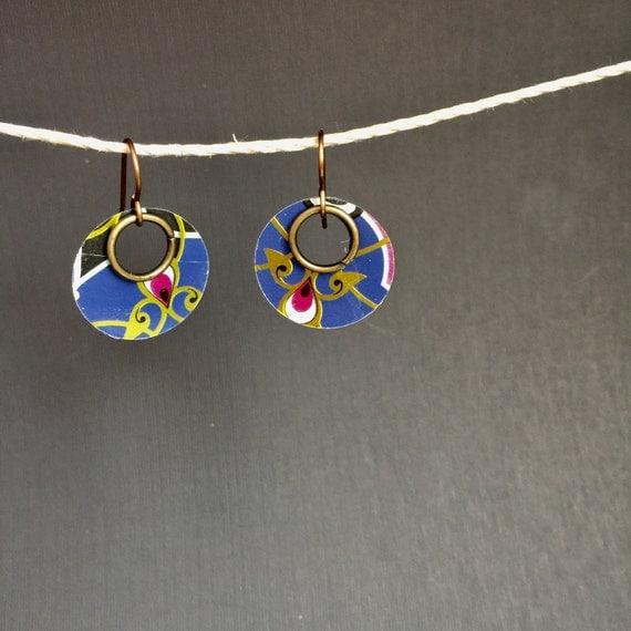 Harbinger Collection Disc Earrings