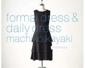 Formal Dress n Daily Dress  Machiko Kayaki Japanese Craft Book