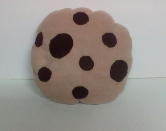 Chocolate chip cookie  - plushie - photo prop