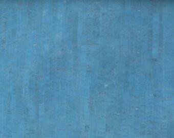 Eversewn CORK FABRIC - Light Blue - Size Options
