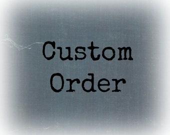 Custom Listing For Bridgette