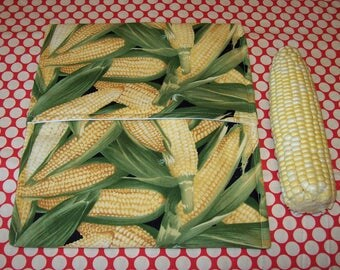 Microwave Corn On The Cob Cooking Bag / Corn On The Cob Steaming Bag