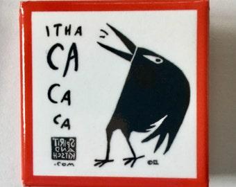 Ithaca pin