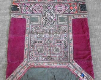 Textiles -  Hmong Baby Carrier/ Hmong / Miao fabric / Hmong fabric - 7034