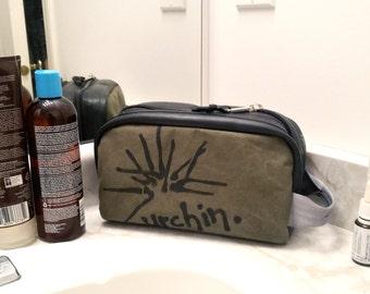 Toiletry Bag - Travel Bag - Dopp Kit - Dopp Bag - Wash Bag