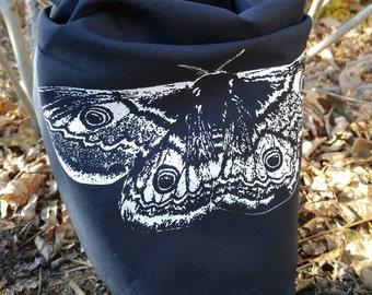 Moth bandana