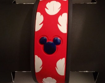 Lilo Leaves Magic Band Decals