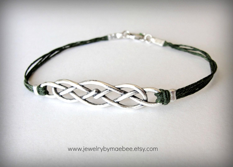 celtic knot bracelet outlander celtic jewelry scottish. Black Bedroom Furniture Sets. Home Design Ideas
