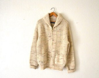 1970's Pendleton Wool Knit Sweater