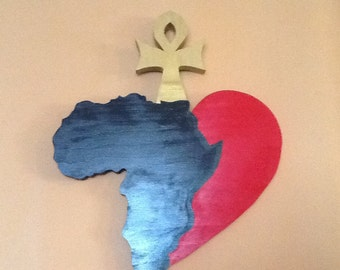 Ankh  Africa  FREE SHIPPING