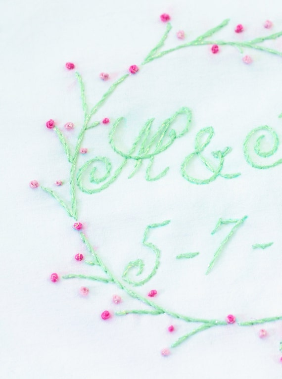 Wedding Embroidery Pattern Set Hand Embroidery Design Instant Download