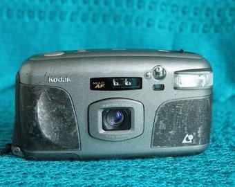 Kodak Multi AF APS camera working