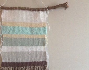 SALE-woven wall hanging