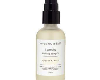 Lumos Glowing Body Oil