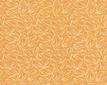 Fallen Leaves Sherri & Chelsi (Mustard)