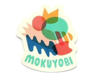 Color Club Mokuyobi Sticker