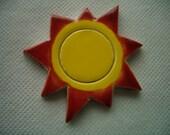 BEN - Sm BRILLIANT SUN - Ceramic Mosaic Tile