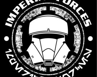 star wars ROGUE ONE Hovertank Hover Tank Pilot Trooper Driver stormtrooper helmet t-shirt last jedi