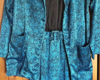 Vintage Perceptions 1980's Dress with Jacket size 5/6
