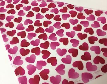 Valentine Hearts Bandana