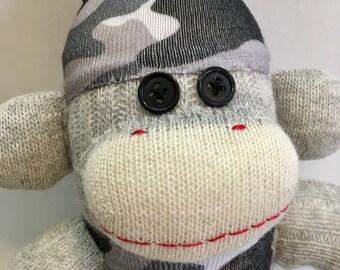 Sam the Sock Monkey