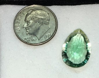 Quartz Crystal Solitaire