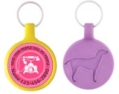 Have Your People Call My People ID Tag, More Colors!