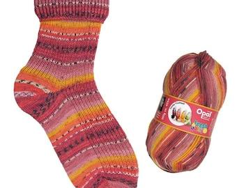 Opal Sock Yarn Fresh & Juicy, 100g/465yd, 9363