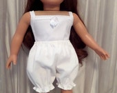 Signature Collection / Doll Panties / Doll Bloomers / 18 Inch Doll Clothes / Doll Clothes / Doll Accessories - Fits American Girl Doll -2504