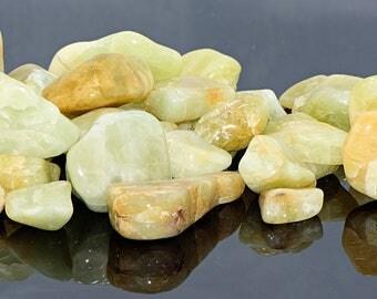 Helidor Tumbled Gemstone - Stone of the Prismatic Sun
