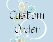 Custom Listing for Heather