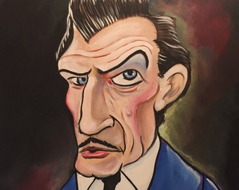 Master of Menace Vincent Price (2016) by Mark Redfield