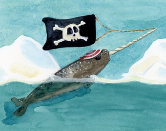 Narwhal Pirate